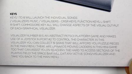 Music Albums on Game Cartridges (C64 & Megadrive)