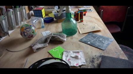 Pentomino Cube [Build Video]