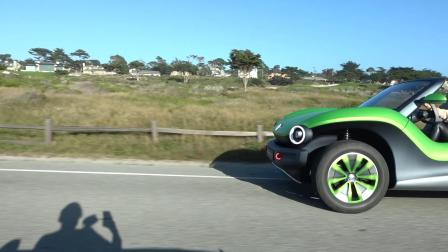 The Coolest Dune Buggy!