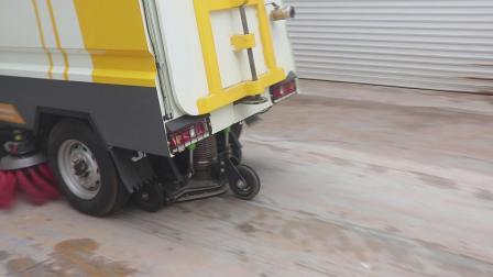 电动扫地车 多功能清扫车 地面清扫车