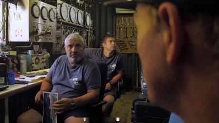 宝珀腔棘鱼探险第五期04