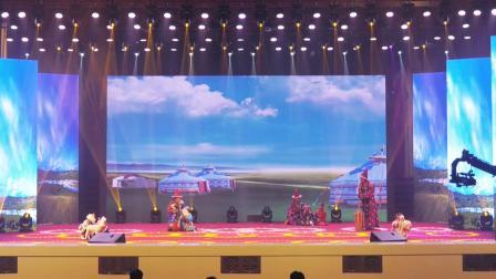 艺术校园-2019小荷花青海省《德都民族》香日德小天鹅舞蹈艺术培训中心