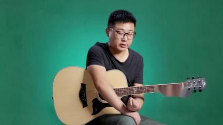 《小小》吉他弹唱教学G调入门版 杨一歌 高音教 猴哥吉他教学