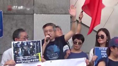 阿Sir、Madam,这里有一封来自香港市民的心意慰问卡