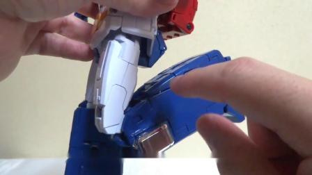 wotafa 关于MP-44擎天柱 膝关节损坏的说明 中文字幕