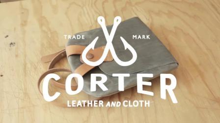 Corter Leather | 制作简易的皮包 & iPad保护套 - 制作简易的皮包