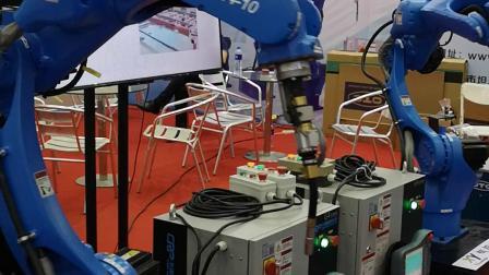 中山自动化编程培训--工业机器人