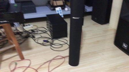 BOSE MA12EX矩阵音箱测试