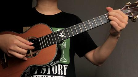 I wish you come before I'm getting old-飞扬ukulele