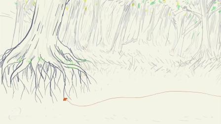 树木的秘密语言