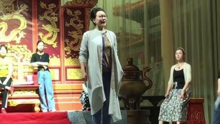 [越剧排练]《孟丽君》王志萍