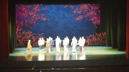 20190904合肥大剧院京剧《梅园往事》(南京京剧院演出)片尾+谢幕