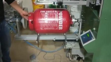 煤气罐丝印机氧气瓶灭火器铁桶滚印机不锈钢铁桶啤酒桶冰桶油漆桶矿泉水桶五加仑塑料桶化工桶网印机乳胶漆桶机油桶丝网印刷机