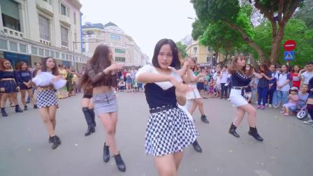 [FG.Dance IN PUBLIC]MOMOLAND _ I'm So Hot DANCE COVER