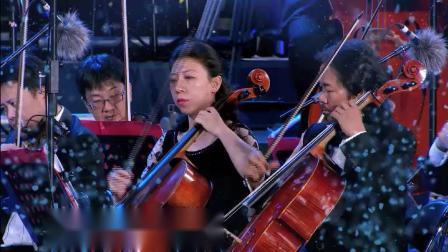 奥林匹克公园音乐季 户外交响乐夜呈古典美