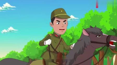 小兵杨来西:鬼子气势汹汹,一定要拿下游击队,要光他们