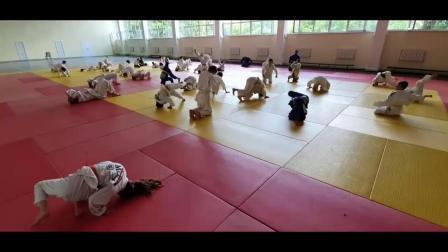 实用、趣味性儿童柔道训练法MV
