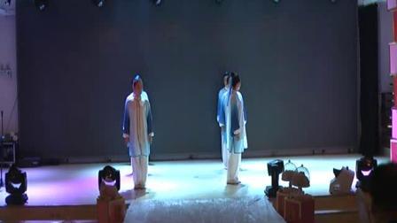 参加齐齐哈尔气功表演视频-富裕县武术协会2016