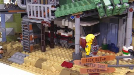 积木圈子 LEGO 70840