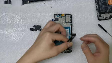 华为畅享9S拆机视频畅享9S屏幕安装教程畅享9S换屏维修教程