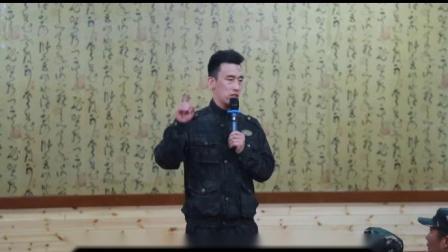 铁血教练王金祥