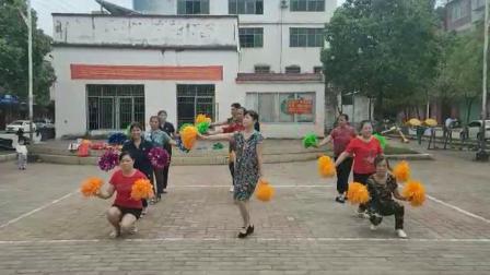 中国梦 广场舞