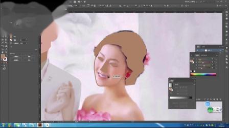 结婚易拉宝设计排版  制作