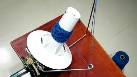 君晓天云静音商用家用手动毛线绕线机摇线机缠线屯线器手摇毛线羊绒线