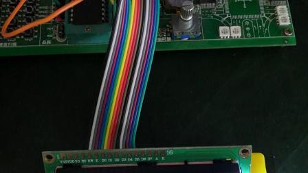 基于STC89C52单片机LCD1602显示的DS1302时钟 带温度采集