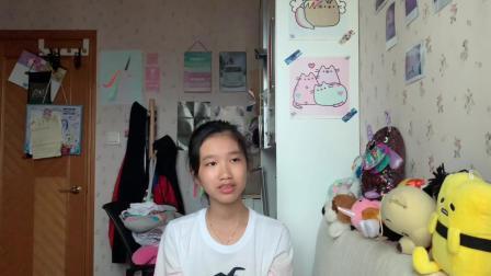 香港脊柱侧弯女孩教你做施罗斯矫形体操