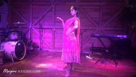 杭州市太拉国际东方舞瑜伽培训学校 —— 漫漫老师印度舞宝莱坞风格小舞蹈@太拉国际|杜骏毅 的视频原声