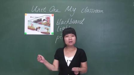 名师英语课堂又要开课啦,这次来认识我的教室