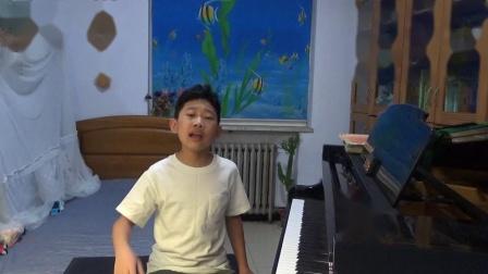 中国民歌选《献上最洁白的哈达》20190901