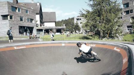 Urban Surfwave rocksresort | 瑞士LAAX 夏天