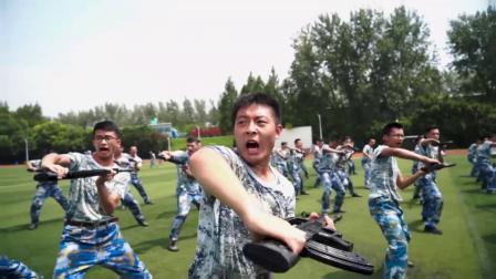 「戎光」上海交通大学2018级军训晚会开场视频