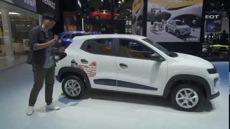"""""""雷诺e诺""""电动市场搅局者,合资最便宜的纯电SUV"""