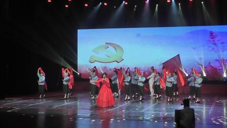 歌舞《唱支山歌给党听》演出单位:安庆市寻梦艺术团