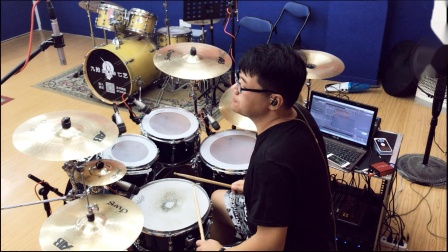 【Drum cover】F.I.R.、彭佳慧 - 心之火架子鼓 by 涂孟祺.mp4