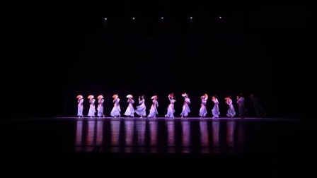第十二届全国桃李杯舞蹈《醉春风》视频版权属原作者