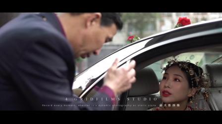 厦门婚礼|大影四格作品《张一生&陈一世》婚礼MV