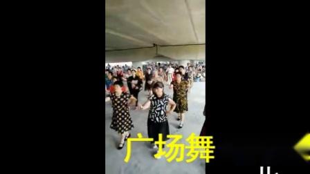 广场舞 你是我的人 北张联合舞蹈队 联合摄像 同恩上传 9.7.