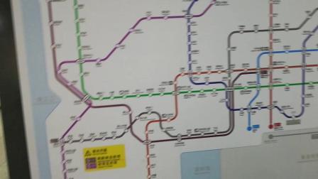 深圳地铁新的线路图