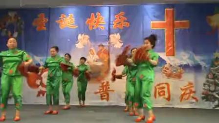 2012年世光基督教会圣诞节—载歌载舞庆圣诞