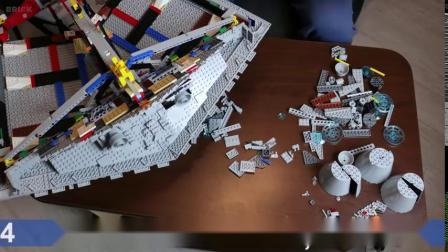 [速拼]乐高积木LEGO 75252星球大战 帝国歼星舰