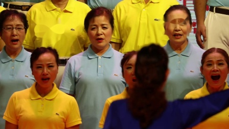 铜陵市铜官区金口岭社区壮丽七十载奋斗新铜官歌咏比赛