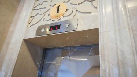 皇马假日大酒店台日电梯