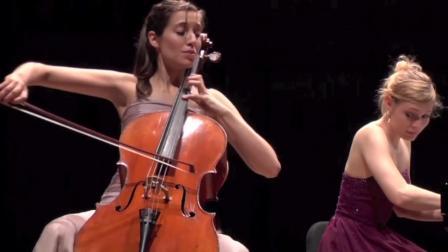 法蘭茲•澤拉菲庫斯•彼得•舒伯特 : 為聲樂與鋼琴所作的《小夜曲》D.957 No.4 (大提琴與鋼琴版)