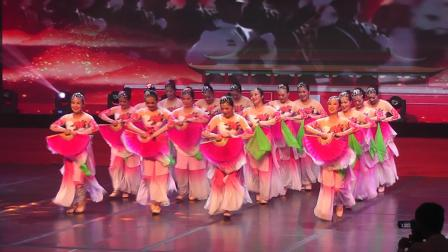 舞蹈《看山看水看中国》演出单位:安庆市迎江区老年大学