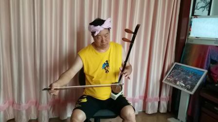 民乐《浏阳河》周双喜演奏,摄影英子