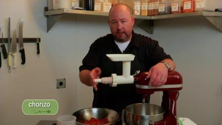 如何用绞肉机在家自制香肠 猪肉肠 鸡肉肠 羊肉肠